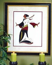 """African American Black Art Print """"LET GO, LET GOD"""" by Andre Thompson"""