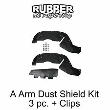 1992 1993 1994 1995 Chevy & GMC Truck A Arm Dust Shields C Series 1/2 & 3/4 Ton