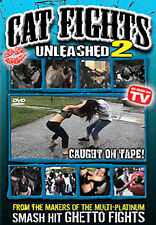 CAT FIGHTS UNLEASHED 2-Cat Fights Unleashed 2 DVD NEW