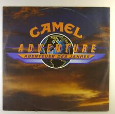 "12"" Maxi -  - Camel Adventure - C962 - washed & cleaned"