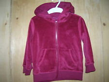 Velour Jacket for Girl 12-18months F&F