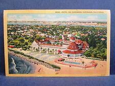 Postcard CA Coronado Hotel Del Coronado