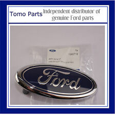 Genuine New Ford Focus 2004- C-Max Oval Ford Front Grille Badge Emblem Flip Type