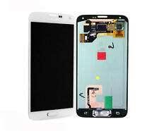 Original Samsung Galaxy S5 G900F LCD Display Touchscreen Touch Screen Panel Weiß