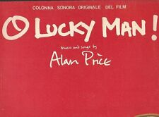 LP 1991 COLONNA SONORA ORIGINALE DEL FILM  O LUCKY MAN