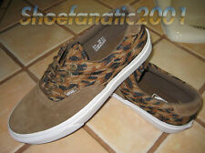 Vans Sample Era 59 9 Italian Weave Teak Brown Suede Supreme Skateboarding