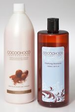 COCOCHOCO Brazilian Keratin Hair Treatment +Deep cleaning shampoo Proven Formula