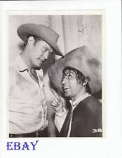 Chuck Connors Vito Scotti Rifleman VINTAGE Photo Ep; Waste prt 2