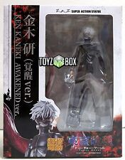 "In STOCK Medicos Tokyo Ghoul ""Ken Kaneki Awakened Version"" Action Figure"