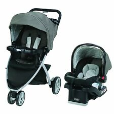 Graco Pace™ Click Connect™ Travel System - Pipp / Baby Stroller & Car Seat