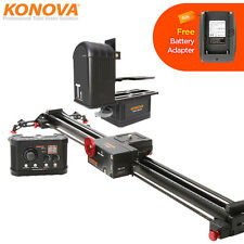 "Konova K5 120cm(47.2"") Motorized Camera Slider + Smart Head + Basic Controller"