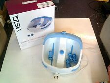 Visiq Bubble Foot Spa, Boxed, Tested, In Good Condition, Trusted Ebay Shop