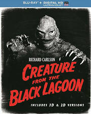 `CARLSON,RICHARD`-Creature From The Black Lagoon  Blu-Ray NEW