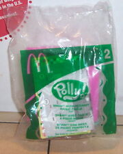2004 Mcdonalds Happy Meal Toy Polly Pocket #2 Shani with Perfect Picnic Table