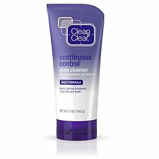 Continuous Control Acne Cleanser Fights Breakouts 5 oz (6Pk) by Clean & Clear