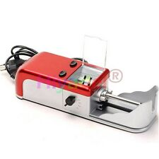 Cigarette Rolling Machine Electric Automatic Tobacco Roller Injector Maker TOK