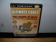 NINTENDO GAMECUBE ULTIMATE CODES LEGEND OF ZELDA WIND WAKER DISC FREE SHIPPING