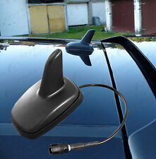 Roof Shark Fin Aerial Antenna For 1998-2004 VW Passat B5 Jetta Golf Polo Mk4 FM