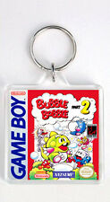 BUBBLE BOBBLE 2 NINTENDO GAME BOY KEYRING LLAVERO