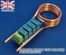Induction Coil Assembly for Induction Heater CRO-1