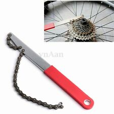 Freewheel Chain Whip Remover Tool Cassette Cycle Bike Bicycle Repair Equipment