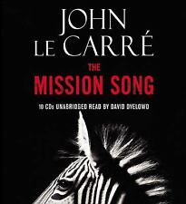 The Mission Song by John Le Carre - Audio Book CD