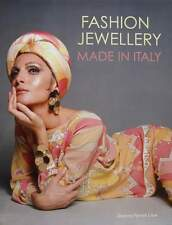 BOEK/LIVRE : FASHION JEWELLERY MADE IN ITALY (juweel jaren 70,80,90,70s,80s,90s