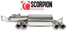 Scorpion SBMB050 BMW M3 E46 Stainless Steel Back Box Exhaust Rear Silencer Quad