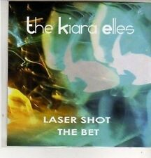 (AS88) The Kiara Elles, Laser Shot / The Bet - DJ CD