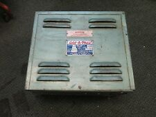 Add-A-Phase Phase Converter Type 2HE mod # 64A 3HP 13A 230V 1Ph Used