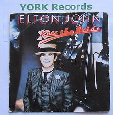 """ELTON JOHN - Kiss The Bride - Excellent Condition 7"""" Single Rocket EJS 2"""