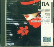 ABBA  DANCING QUEEN  JAPAN 16 TRACKS CD CX-1031 RARE