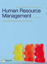Human Resource Management: A Contemporary Approach by Ian Beardwell, Tim...
