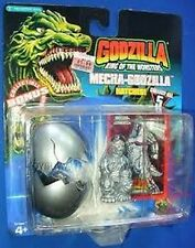 1994 Godzilla King of the Monsters Mecha Godzilla Hatched Action Figure NIP Rare