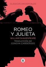 Romeo y Julieta (Letras mayusculas. Clasicos universales) (Spanish Edi-ExLibrary