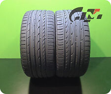 2 LikeNEW Yokohoma TireS 245/30/ZR20 Advan Sport 90Y No Patch 2453020 #37928