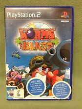 Worms blast PS2