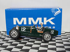 MMK BUGATTI TYPE 51 #12 SF 22  GREEN  RESIN LE  1:32 SLOT BNIB