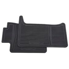 GM 22784762 Cadillac CTS Coupe Premium Front All Weather Floor Mats (AWD)