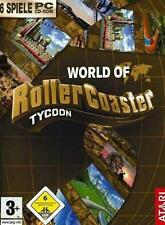 World of Coaster youlin 6 jeux d'occasion comme neuf