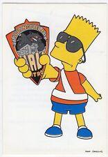 figurina THE SIMPSONS PANINI ANNO 1999 NUMERO 64 NEW