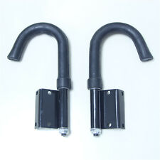 Heavy Duty Steel Ladder Hook, Cable Hook For Aluminum Extension Ladders,2pcs Set