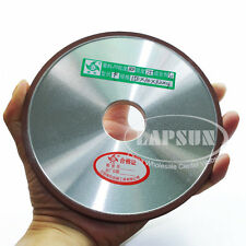 150mm Precision Resin 180# Grit Diamond Rotary Grinding Round Wheel Disc Plate