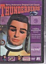 Thunderbirds Volume 9 DVD Cham-Cham Security Hazard Atlantic Inferno