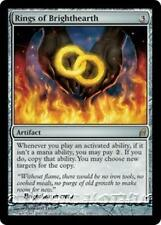 RINGS OF BRIGHTHEARTH Lorwyn MTG Artifact RARE