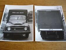 AUSTIN 503 LORRY BRS TRUCK ORIGINAL PRESS OR PUBLICITY PHOTOS jm