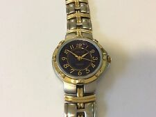 New ladies Cherokee quartz bracelet watch New battery