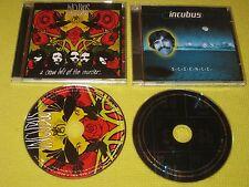 Incubus A Crow Left Of The Murder & S.C.I.E.N.C.E - 2 CD Albums Indie Rock
