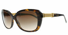 Tiffany & Co Sunglasses TF 4106 8015/3B Tortoise Brown Gold Authentic New