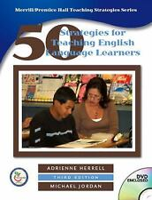 Fifty Strategies for Teaching English Language Learners (3rd Ed)by Herrel NEW